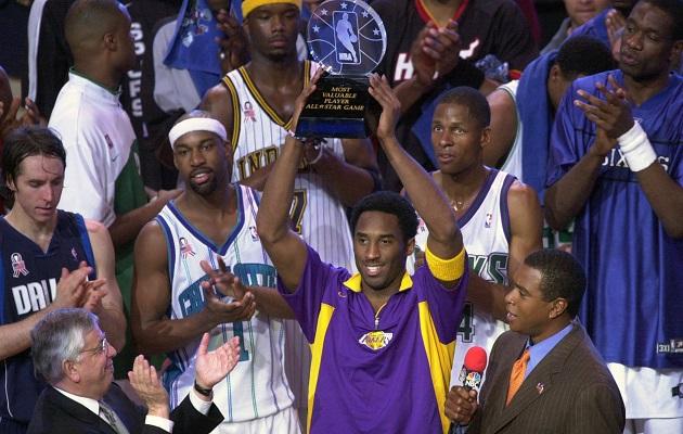 A Kobe le dolió la actitud de sus padres.