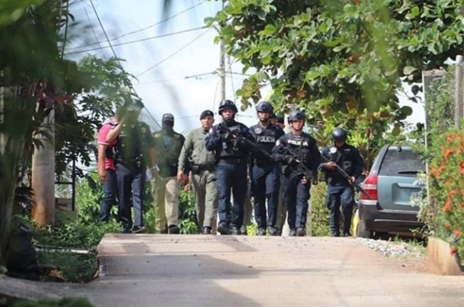 Mañana se realizará la audiencia de imputación a 12 reos por la masacre de La Joyita. Foto: Ministerio de Seguridad Pública.
