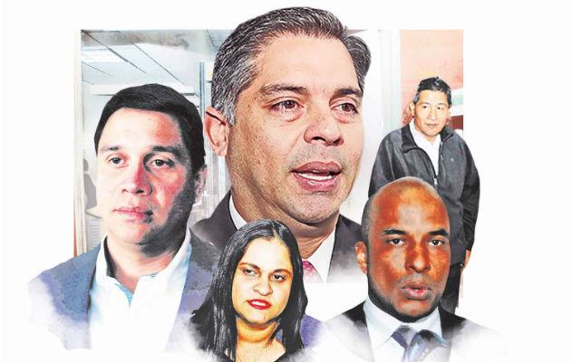 Adolfo Valderrama fue imputado por el presunto delito de blanqueo de capitales.