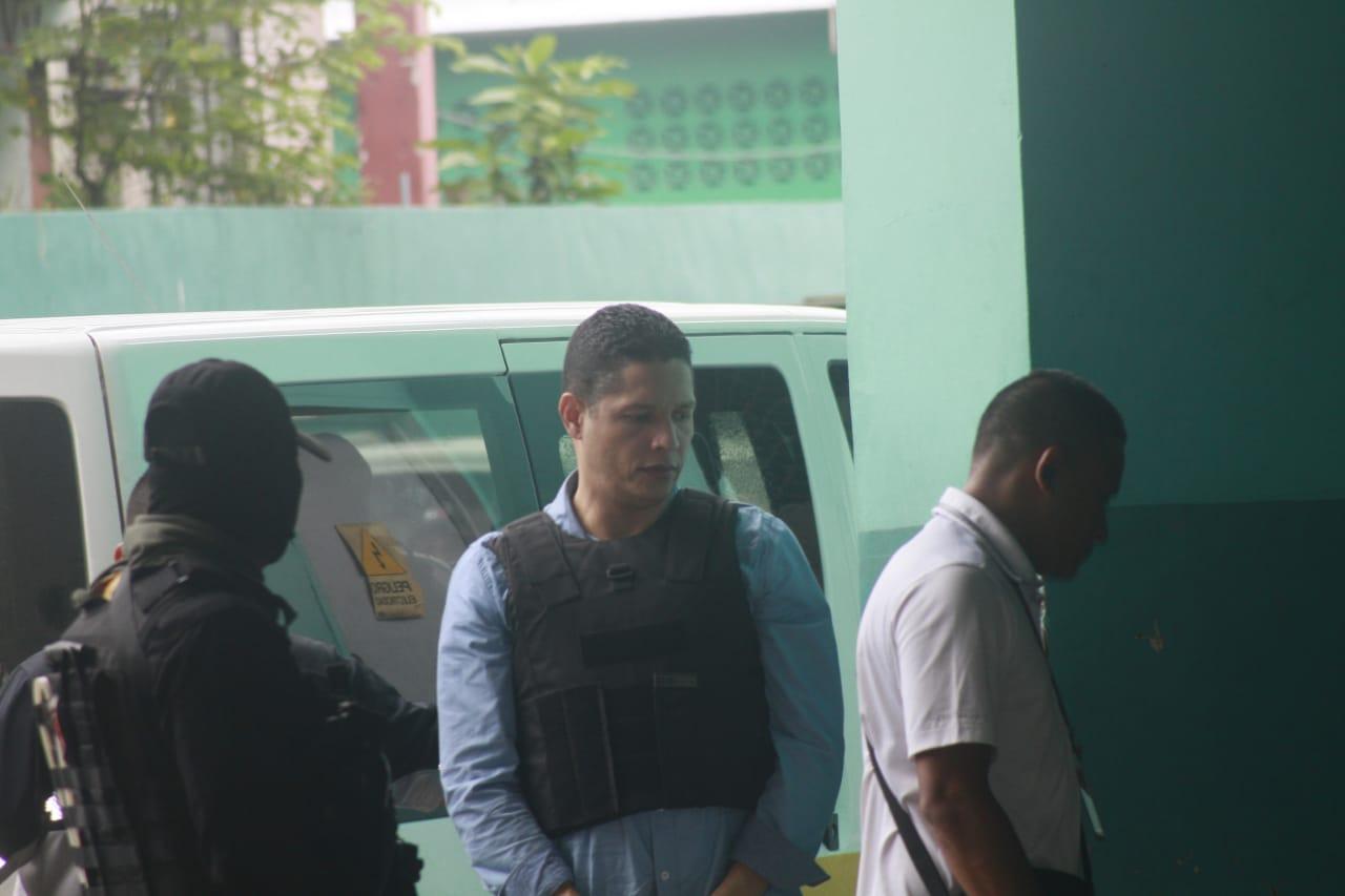 Gilberto Ventura Ceballos recibió dos condenas en Panamá por 55 años de prisión.