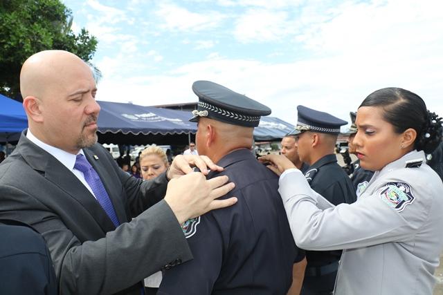 Diversas rotaciones ha realizado la Policía Nacional, no obstante se incrementa los niveles de delincuencia en el país.