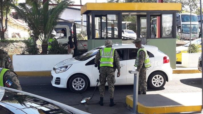 Se fortaleció la vigilancia en el área fronteriza. Foto/Mayra Madrid