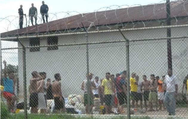 Las cárceles de Panamá adolecen de medidas estrictas para evitar fugas de los detenidos.