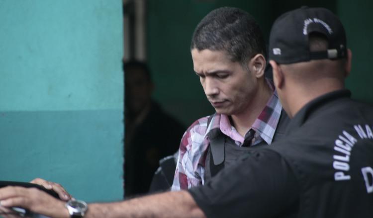 Gilberto Ventura Ceballos fue condenado por asesinar a cinco jóvenes en La Chorrera. Archivo