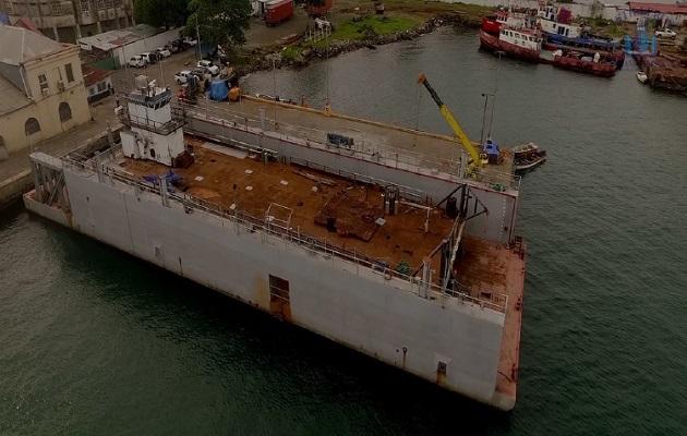 El territorio nacional carecía de este tipo de servicio marítimo y perdía competitividad frente a otros países. Foto: Cortesía.
