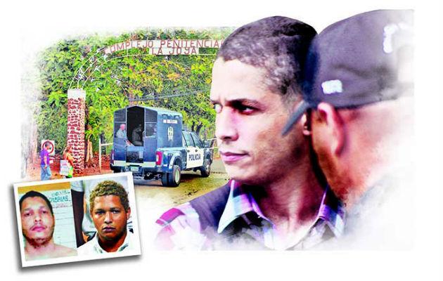 Más de 25 oficiales fueron enviados al Complejo Penitenciario La Joya luego de la fuga de Ventura Ceballos.
