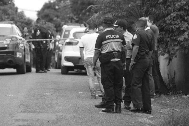 Las cifras dan un panorama real de terror para el ciudadano de a pie que vive inseguro en un ambiente donde todos los días mueren entre 4 a 5 panameños, por estos tipos de actividades ilícitas. Foto: Archivo.