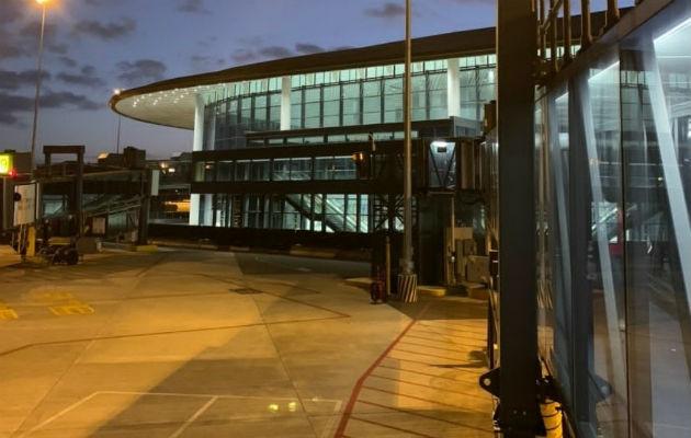Se harán alguna pruebas para confirmar que las estructuras de la Terminal 2 funcionen de manera satisfactorias. Foto/@tocumenaero