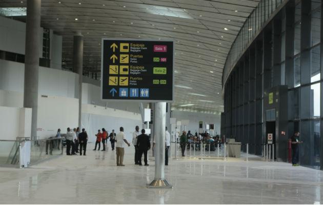 El gerente de operaciones indicó que actualmente hay 5 puertas ya funcionando en la Terminal