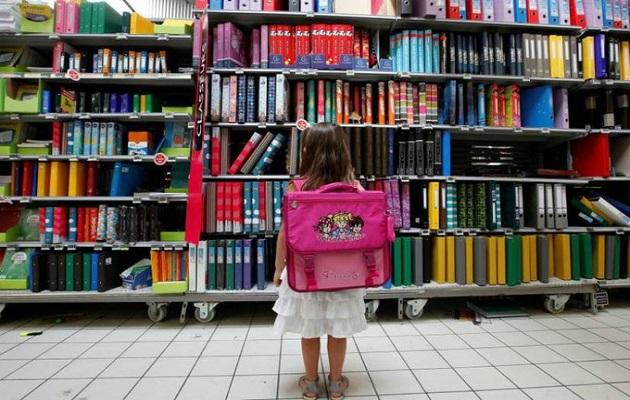 Los establecimientos deberán mantener el listado de útiles escolares exentos del pago del impuesto.