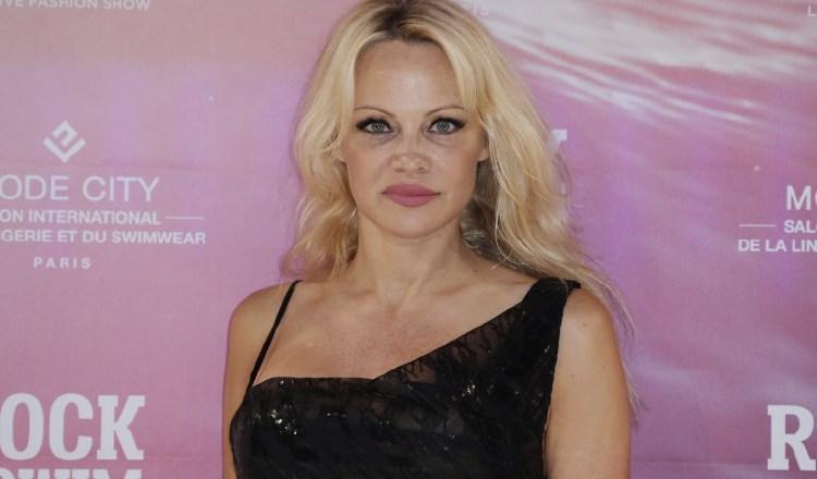 Pamela Anderson. EFE