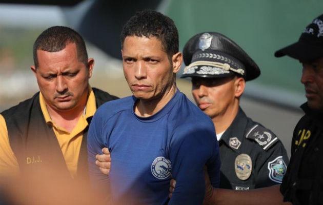 En los próximos días se realizará una audiencia por la nueva fuga del dominicano. Foto: Policía Nacional.