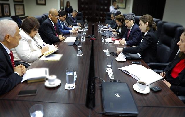 El FMI concluyó su vista a Panamá este 17 de febrero.