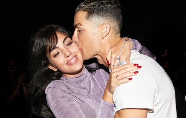 Cristiano y Georgina tienen cuatro años juntos.