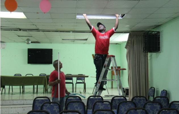 Al centro educativo se le realizaron 15 intervenciones.