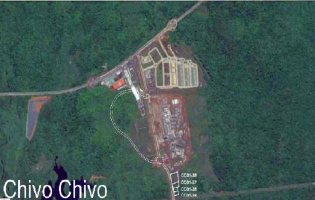 Los lotes ofrecidos están ubicados en la comunidad de Chivo Chivo, corregimiento de Ancón.