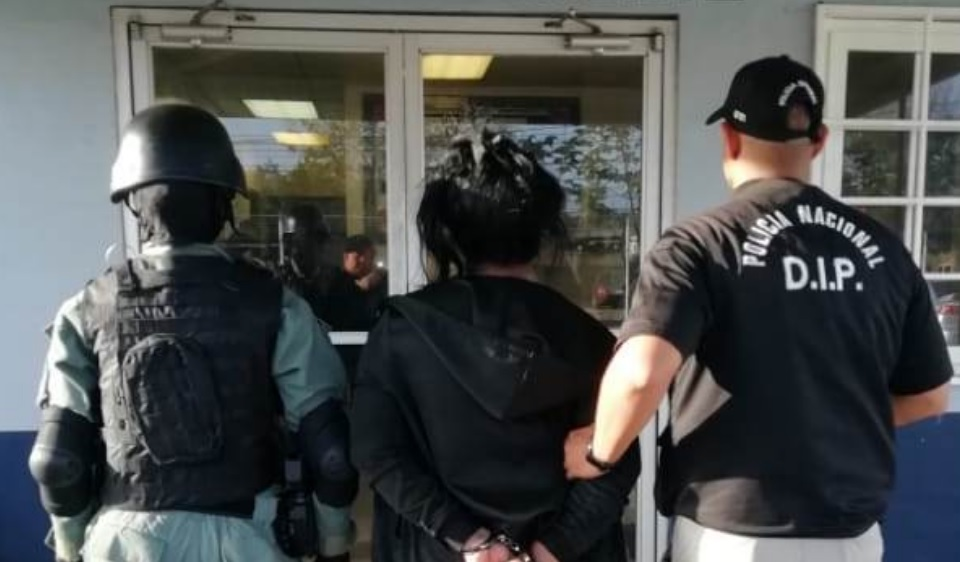 Detienen a una persona en Vista Azul, en Arraiján.@protegeryservir