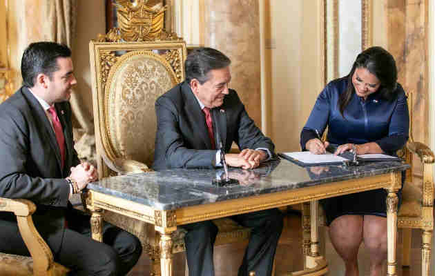 Sheyla Grajales asumió la cartera de Gobierno el 6 de febrero pasado.