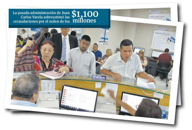 Los servicios que la población puede pagar a través de Panamá en Línea son: boletas de tránsito, paz y salvo.