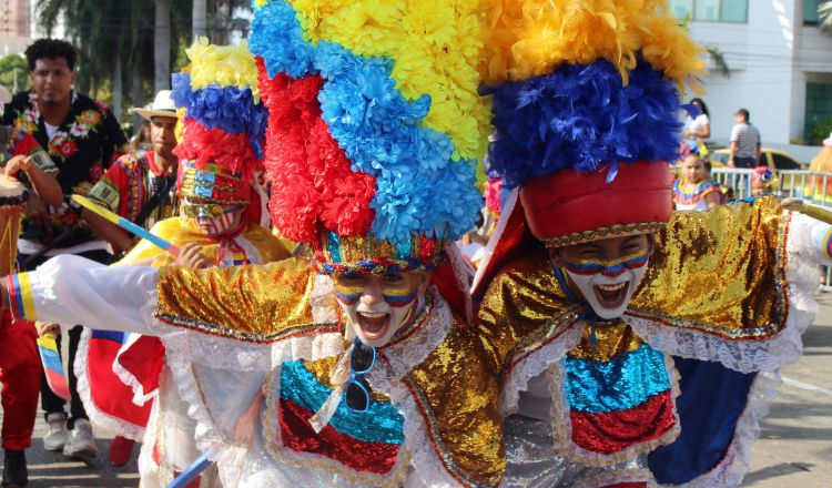 Carnaval de Barranquilla. EFE