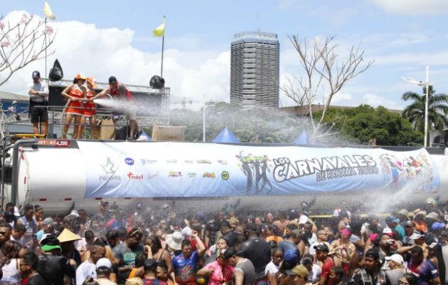 Cifras de la ATP, revelan que el año pasado, el Carnaval a nivel nacional tuvo un impacto en la economía de $349 millones. Foto/ATP