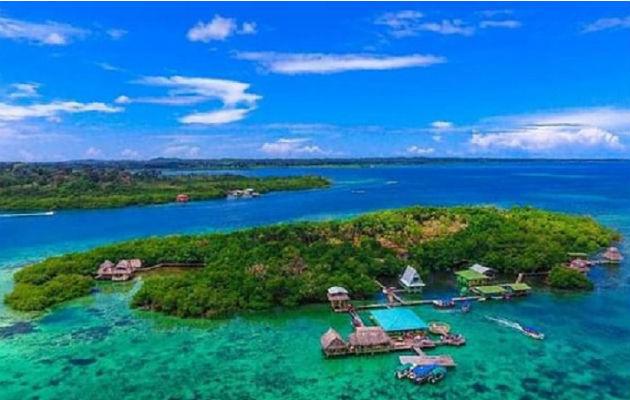 Año tras año la provincia de Bocas del Toro es muy visitada para estas fechas, porque ofrece algo distinto a los turistas. Cortesía ATP