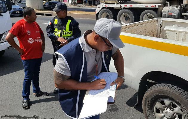 Las autoridades han inspeccionado 514 vehículos.