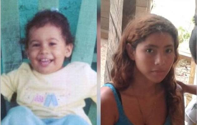 En los últimos días surgió la posibilidad que una joven que vive en Wargandí se trate de Mónica Serrano.