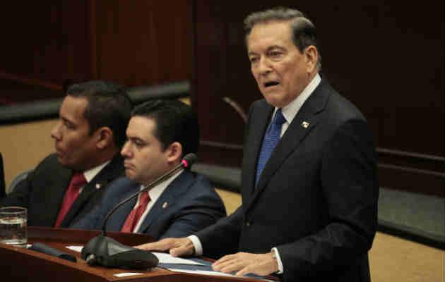 Reforma a la Ley de Contrataciones Públicas se aprobó en primer debate. Foto/Archivos