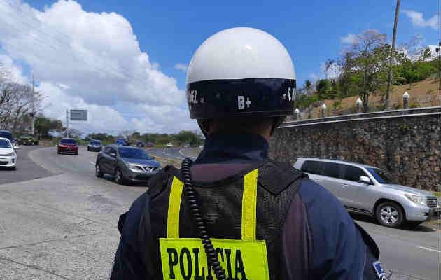 Más de 130 mil vehículo se desplazaron al interior de país durante las festividades del Carnaval. Foto/Cortesía