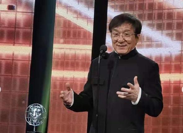 Jackie Chan. Foto: Instagram