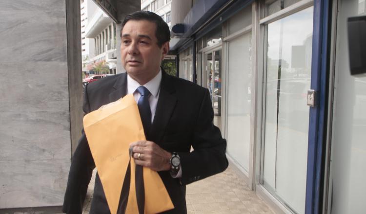 A Jorge Rosas se le declaró la medida de detención preventiva, luego de haber sido llamado tres veces a indagatoria. Archivo