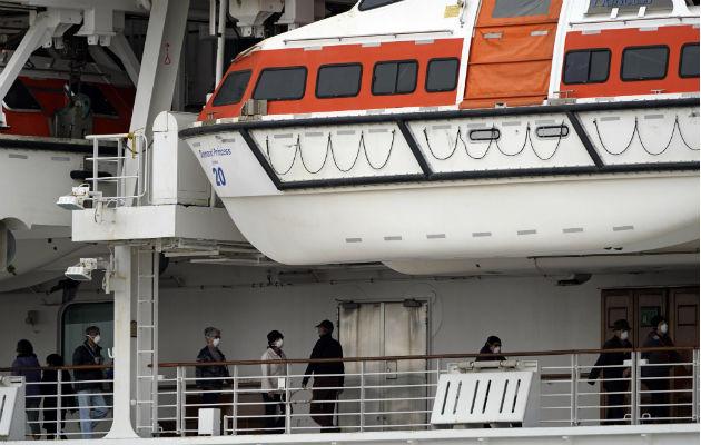 Barbados descartó casos de coronavirus en un crucero y autoriza desembarco. Foto: Archivo/Ilustrativa.