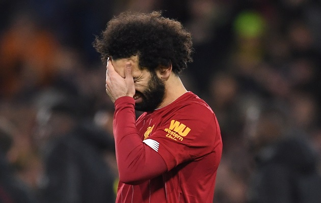 Liverpool perdió por goleada.