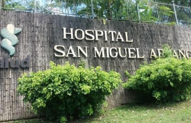 Ante el brote de Covid-19 el Ministerio de Salud habilitó en este centro médico una sala de aislamiento.