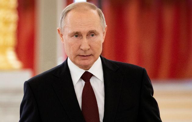El presidente Vladimir V. Putin quiere restaurar influencia global de Rusia. Foto / Alexander Zemlianichenko/fotografía, vía Reuters.