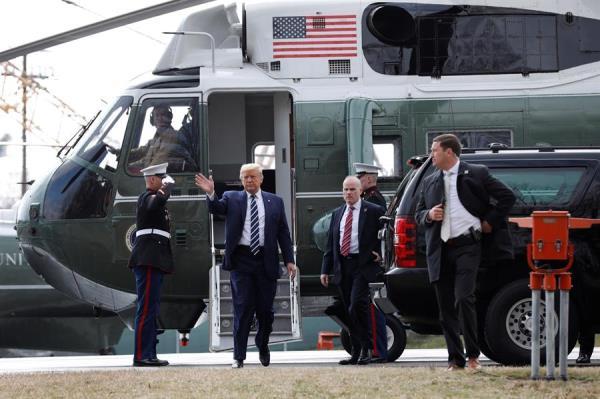 La relación del presidente Donald Trump con los medios de comunicación es cada vez más tirante. FOTO/EFE