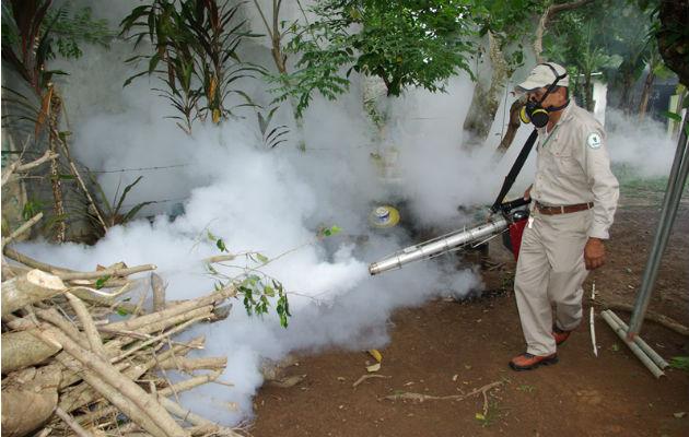 Al Minsa le preocupa el incremento de casos de dengue a pesar que Panamá está en temporada seca.