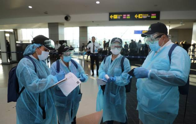 Panamá está siguiendo los protocolos internacionales para evitar el ingreso del nuevo coronavirus y en caso que se presenten casos se tomarán diferentes medidas.