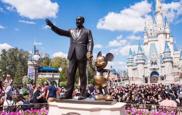 Disneyland. Foto: Pixabay