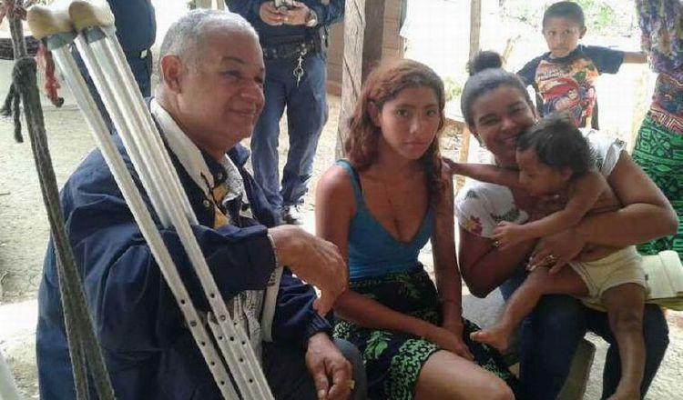 Grifina López está dispuesta a realizarse la prueba de ADN.