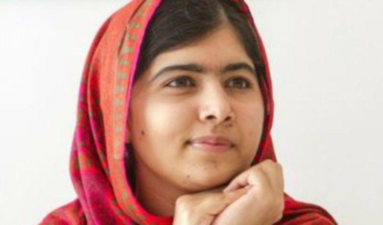 Malala Yousafzai. Fue galardonada con el Premio Nobel 2014. Sentó precedente como la persona más joven a la que se le ha entregado este en la historia. Foto: cambio16.com