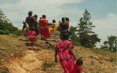 La mujer indígena entre las más pobres del país. Foto: Panamá América