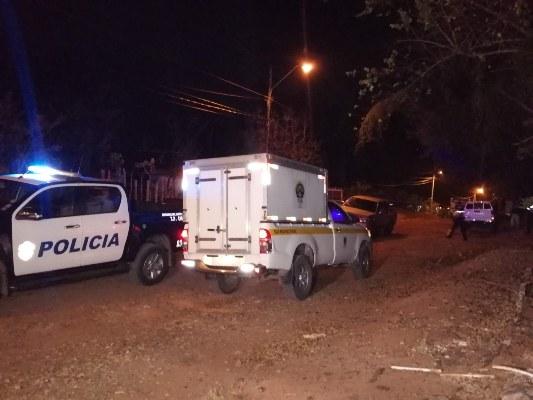 El supuesto asesino, de 51 años de edad, se entregó en la sede de la Policía Nacional de La Chorrera, en horas de la noche del domingo, acompañado de un abogado. FOTO/ERIC MONTENEGRO