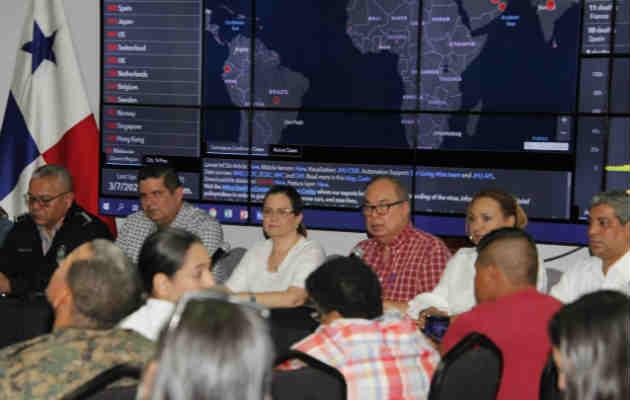 Pruebas a personas en contacto con viajero dieron negativo para coronavirus en Panamá. Foto/Cortesía
