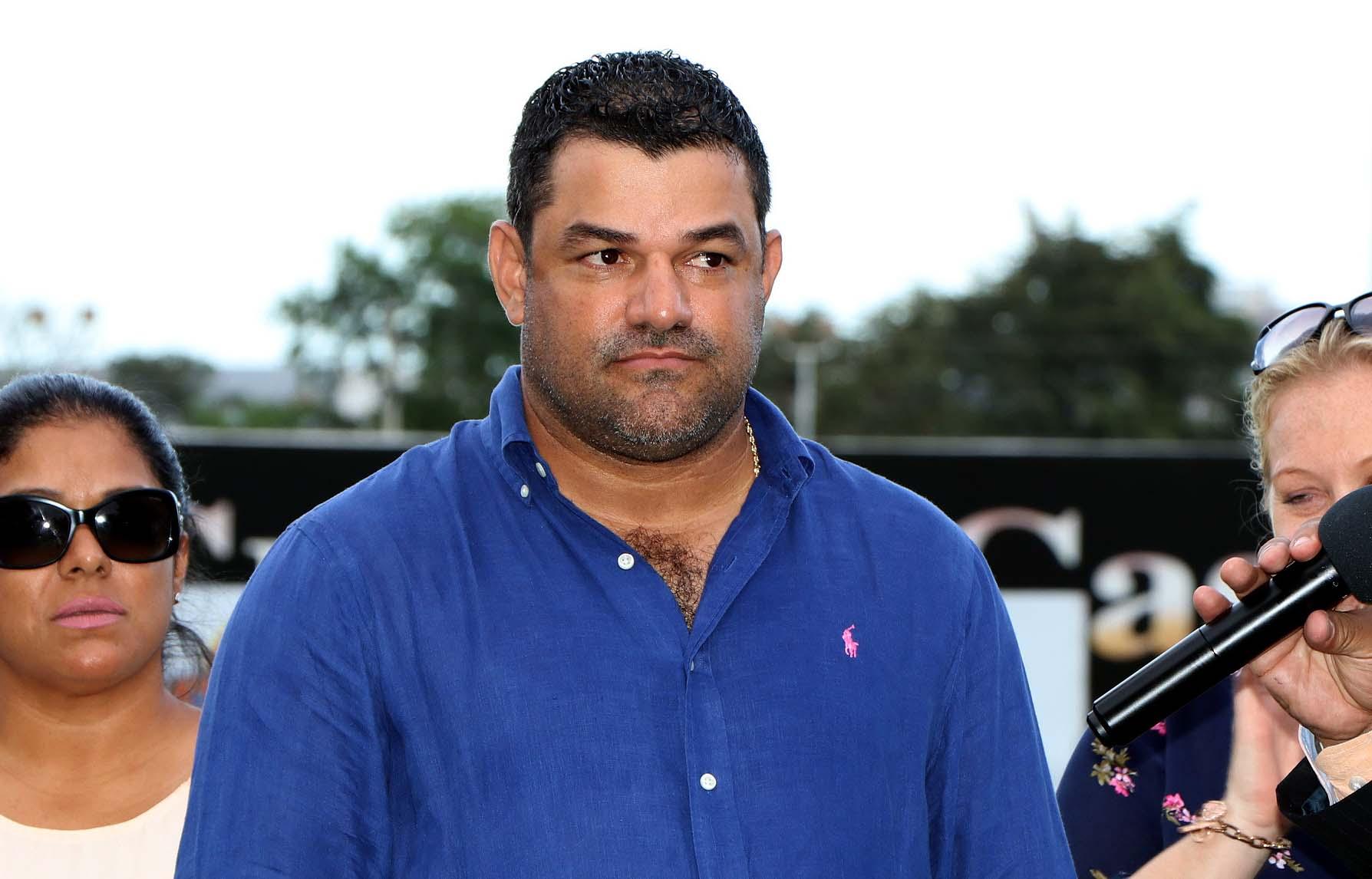 Jorge Navarro, entrenador panameño