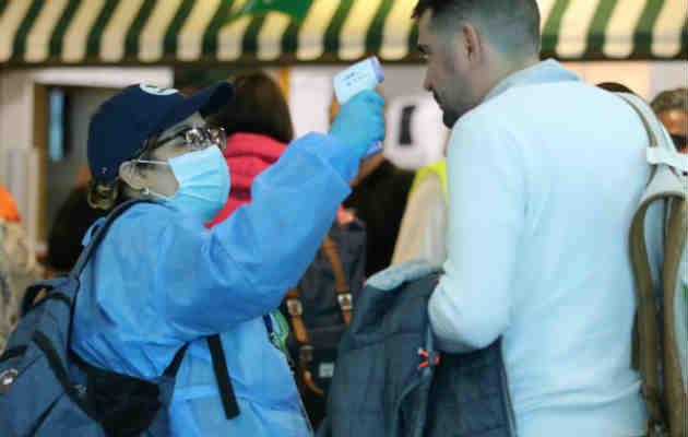 Panamá confirmó un primer caso de coronavirus. Foto/Cortesía