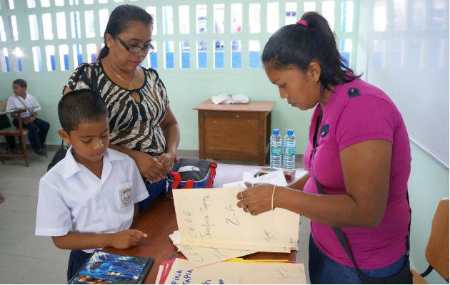 El pago de la Beca Universal en Panamá Norte, San Miguelito y Panamá Centro estaba programado para el lunes 16 de marzo de 2020.