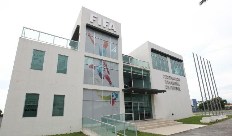 Edificio de la Fepafut. Foto:AP