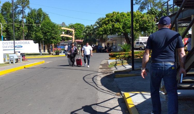 El principal evento multitudinario afectado fue la Feria Internacional de David. Más de 500 expositores han quedado afectados y no se sabe si se reprogramará. José Vásquez
